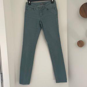 Prana blue/grey skinny jeans size 26